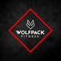 Logo empresa: wolfpack fitness
