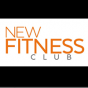 Logo empresa: new fitness club