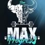 Logo empresa: box max progress