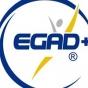 Logo empresa: egad fitness center chile