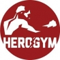 Logo empresa: hero gym