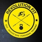 Logo empresa: revolution fit