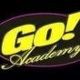 Logo empresa: go academy