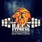 Logo empresa: recs fitness gym