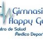 Logo empresa: happy gym