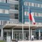 Logo empresa: hospital padre hurtado