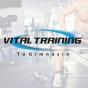 Logo empresa: gimnasio vital training