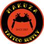 Logo empresa: makuza  tattoo