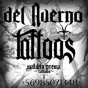 Logo empresa: del averno tattoos