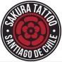 Logo empresa: sakura tattoo