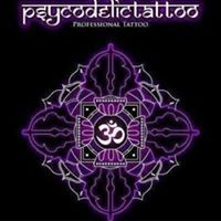 Logo empresa: psycodelictattoo