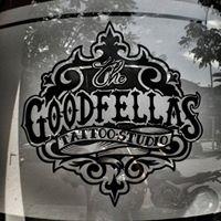 Logo empresa: goodfellas tattoo