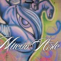 Logo empresa: nuevo arte (tatuajes & piercing)