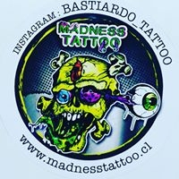 Logo empresa: madness tattoo