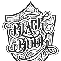 Logo empresa: blackbook tattoo