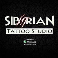 Logo empresa: tattoo siberian