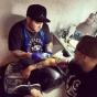 Logo empresa: sheo tattoo