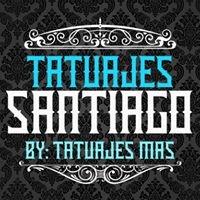 Logo empresa: tatuajes santiago