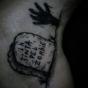 Logo empresa: la tinta del zombie