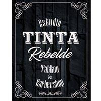 Logo empresa: estudio tinta rebelde