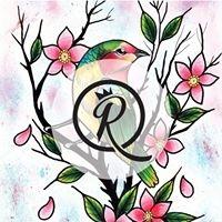 Logo empresa: xispa tattoo