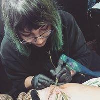 Logo empresa: agny tattoo