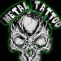Logo empresa: metal tattoo