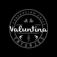 Logo empresa: valuntina tatuajes