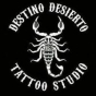 Logo empresa: destino desierto