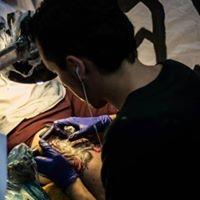 Logo empresa: luis alonso estudio de tatuajes
