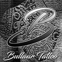Logo empresa: bullwar tattoo