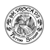 Logo empresa: roca tattoo