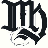 Logo empresa: manuel diaz tattoo