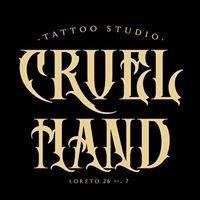 Logo empresa: cruel hand tattoo