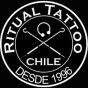 Logo empresa: ritual tatuajes y piercing