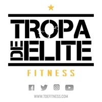Logo empresa: tropa de elite fitness (Ñuñoa)