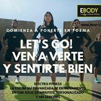 Logo empresa: ebody (santiago centro)