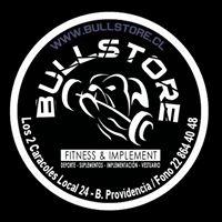 Logo empresa: bullstore