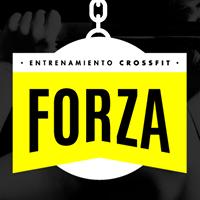 Logo empresa: forza (centro de entrenamiento crossfit)