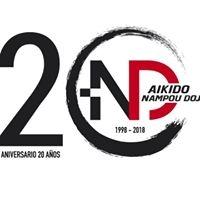 Logo empresa: aikido nampou dojo