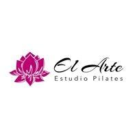 Logo empresa: pilates el arte