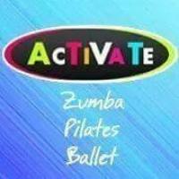 Logo empresa: actívate (zumba, pilates y ballet)