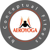 Logo empresa: ananda aero & yoga