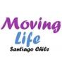 Logo empresa: moving life