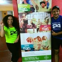 Logo empresa: club fitness rayun