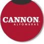 Logo empresa: alfombras cannon