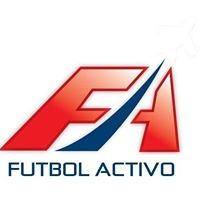 Logo empresa: academia fútbol activo