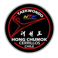Logo empresa: taekwondo cerrillos  hong chumok