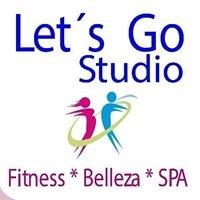 Logo empresa: let s go studio