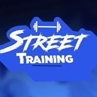 Logo empresa: street training.